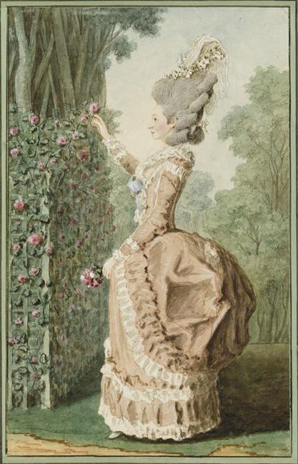 1776Madame la comtesse de Vauban