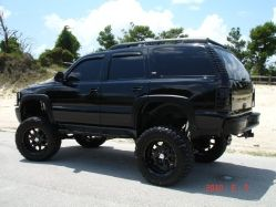 Mine would look just like this with a suspension lift:)