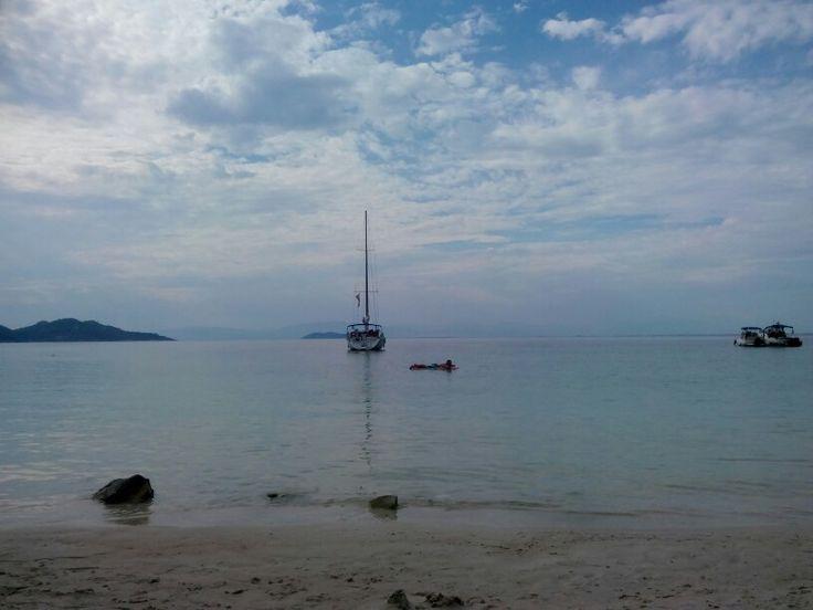 Vathi golf/beach
