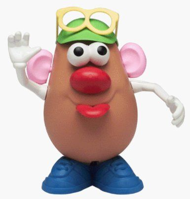 Mr. Potato Head [focus: Whole Body Listening to use with The Incredible, Flexible You!]
