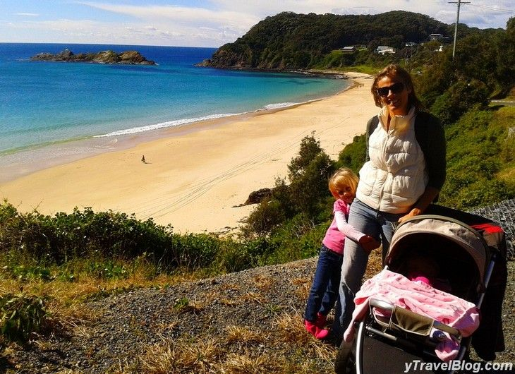 The Sydney to Brisbane Road trip is stunning- stop off at Forster, Port Macquarie or Coffs Harbour (or all three) before staying in Brisbane, its like four holidays in one!