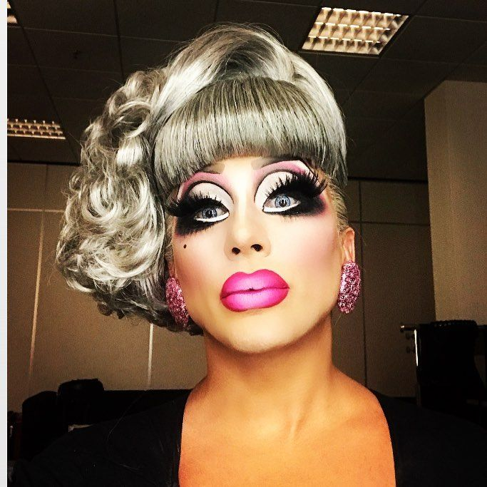 "50.8k Likes, 447 Comments - Bianca Del Rio (@thebiancadelrio) on Instagram: ""EMBRACING MY ""NATURAL"" HAIR COLOR! #blameitonbiancatour #usaisnext #pink"""