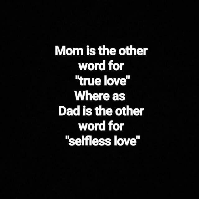 Parent Love Is True Love Selfless Love True Love Selfless