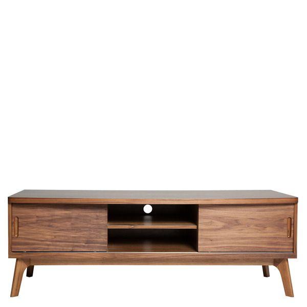 Mueble de tv kyle 140 ancho x 50 alto x 45 fondo cm for Zapatero fondo 16 cm