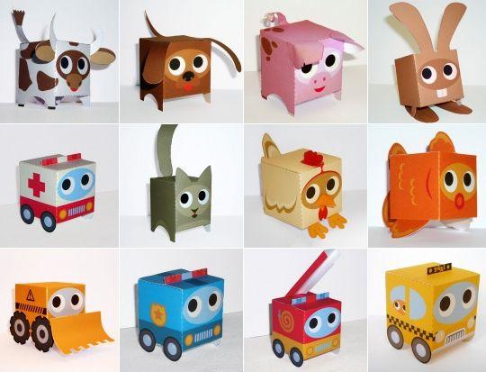 paperbox-world