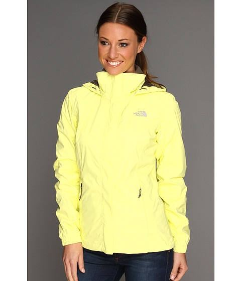 The North Face Womens Resolve Jacket Pache Grey - Zappos.com Free Shipping BOTH Ways $90