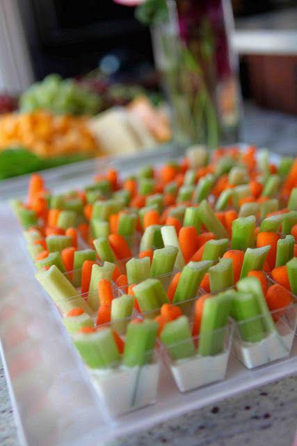 instead of veggie tray