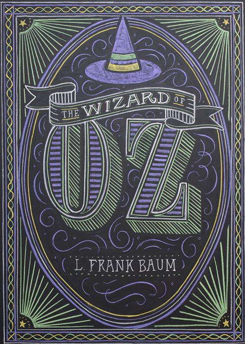 The Wizard of Oz (Puffin Chalk): L. Frank Baum: 9780142427507: Amazon.com: Books