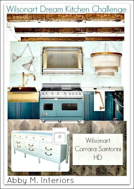 Abby m interiors wilsonart dream kitchen challenge for Interior design 08742