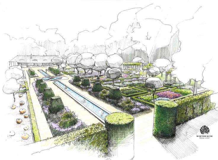 614 best images about that 39 s sketchy on pinterest for Garden design sketches