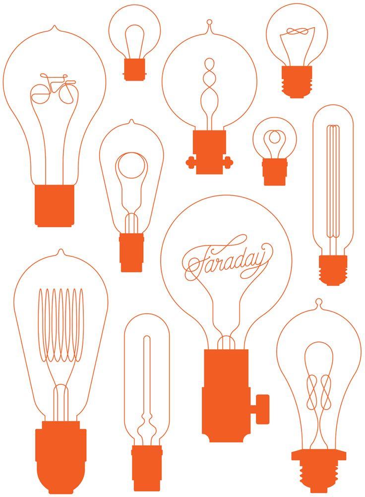 lâmpadas.