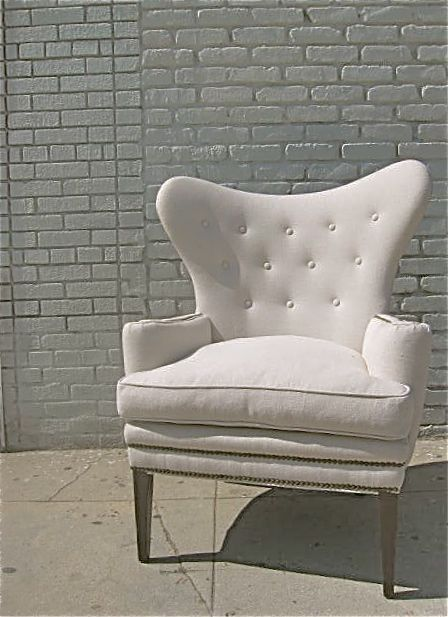 mid-century chair..
