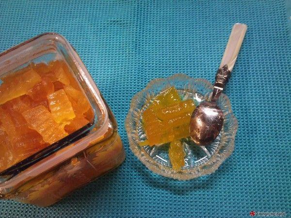 Κολοκύθα  πορτοκαλί  γλυκό κουταλιού #sintagespareas