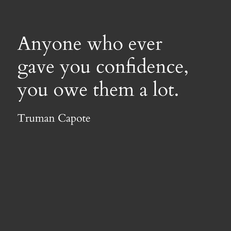 Truman Capote. Quote. Breakfast at Tiffany's. Literature