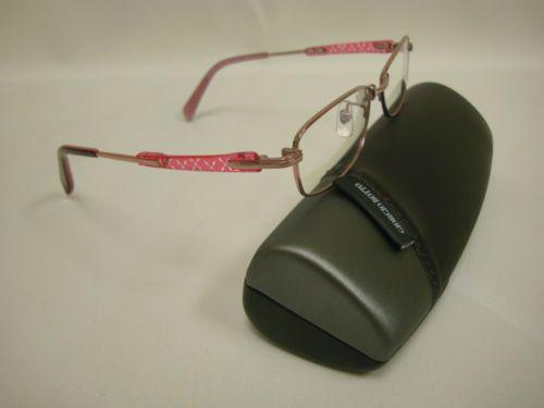 Giorgio Volando Ultra Lite Women's Titanium Eyeglass Frame GV6162-53 Pink, cute, lite & durable