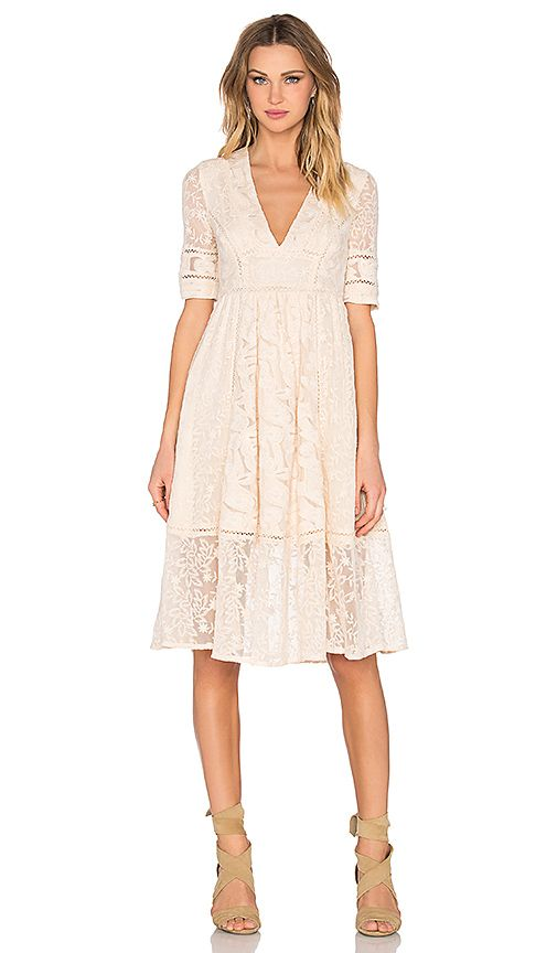 Shop for Free People Laurel Lace Dress in Almond at REVOLVE. Free 2-3 day shipping and returns, 30 day price match guarantee.
