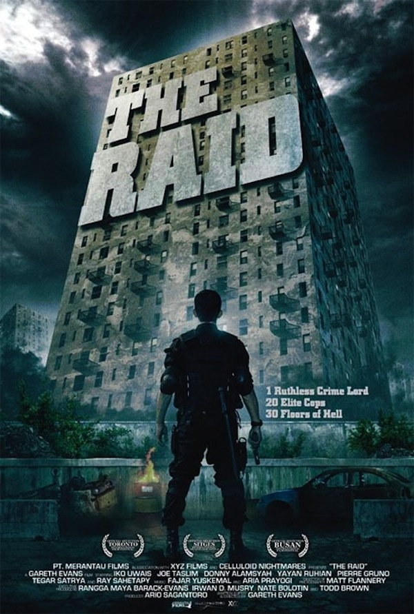 The Raid: Redemption Advanced Screening Contest Details