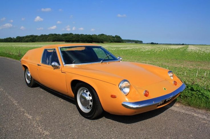 1971 LOTUS EUROPA for sale | Classic Cars For Sale, UK