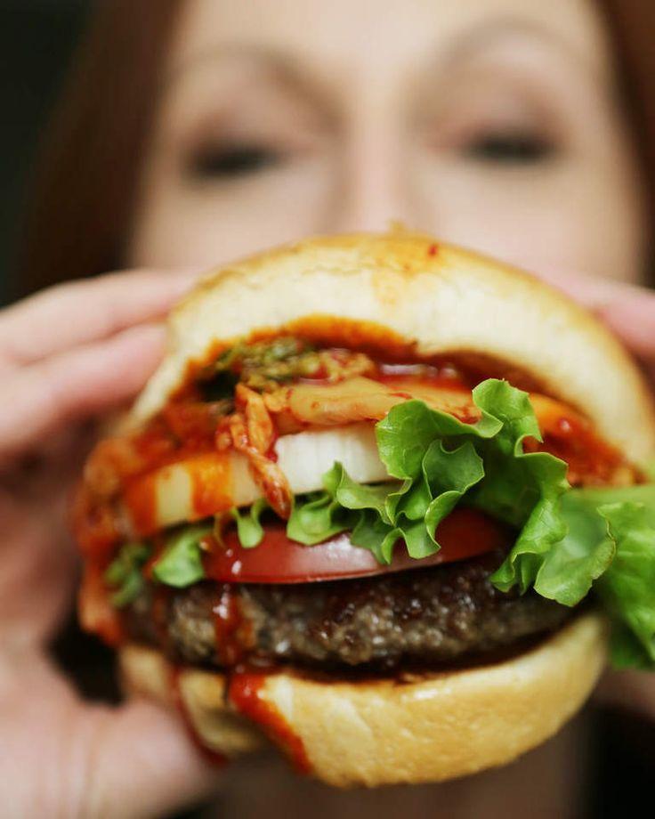 Best new burgers, 4th December 2014