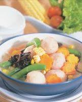 Cara Membuat Sup Jagung Kental