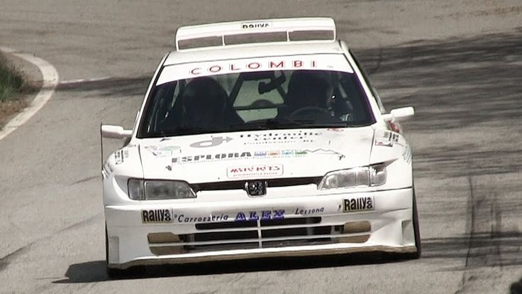 Peugeot 306 Maxi Rally Kit Car In Action with Great Sounds!!