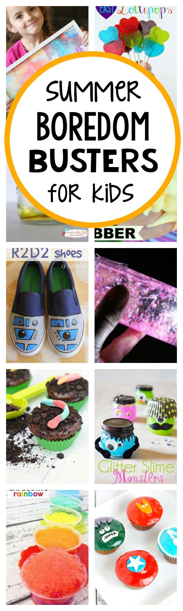 Fun Summer Activities to Keep Those Kids Entertained!