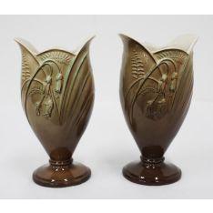 Titian Studio Kowhai Vases