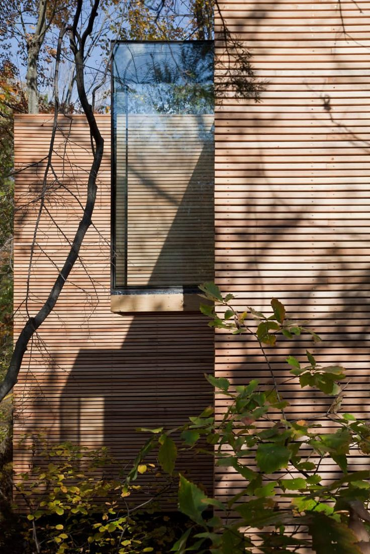Steven Holl Architects · T Space. Dutchess County New York