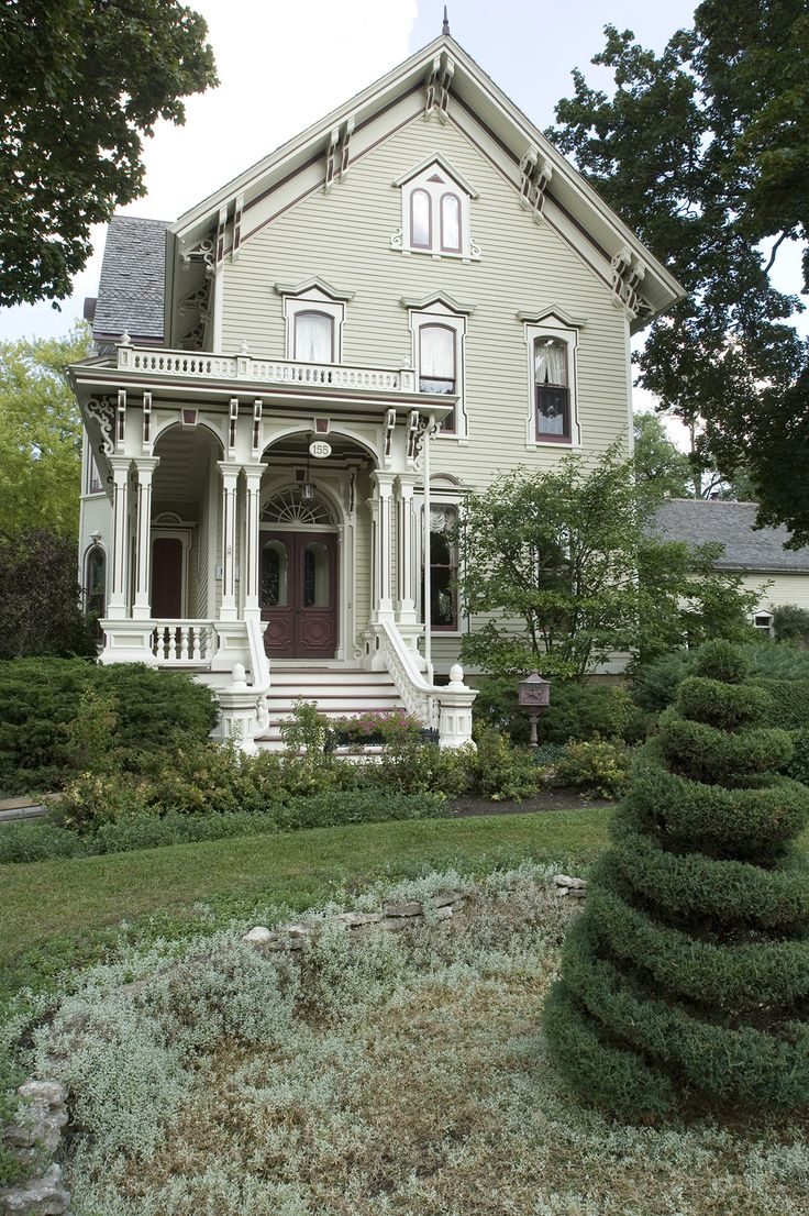 70 best victorian italianate style homes images on - Types of victorian homes ...