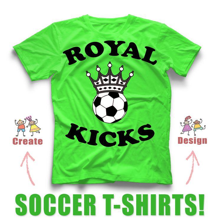 24 best Soccer T-Shirt Ideas images on Pinterest | Shirt ideas ...
