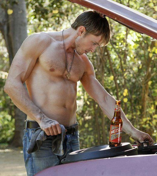 Wilson Bethel - Hart of Dixie  Excuse me while I go & freshen up the downtown!