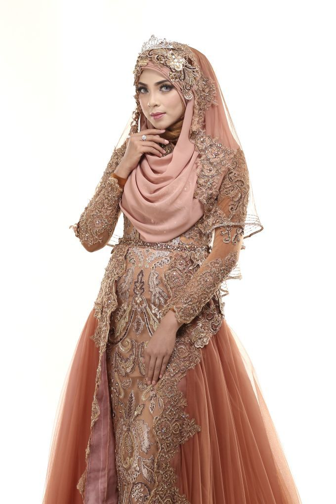 Kebaya Muslimah Laksmi  NEW COLLECTION by LAKSMI - Kebaya Muslimah & Islamic Wedding Service - 006