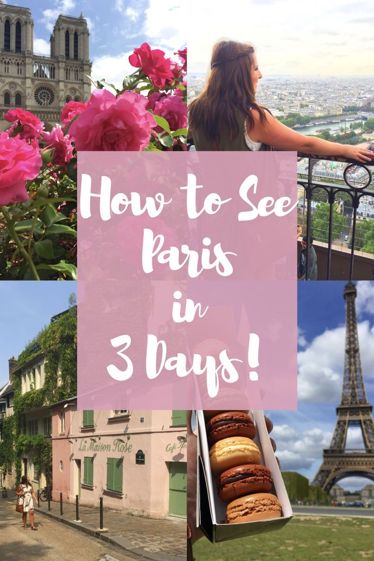 The Ultimate 3 Day Paris Itinerary! Ah, Paris! A city filled with romantic streets, amazing architecture and breathtaking works of art. People all over the world come to Paris to experience its beautiful culture, explore the rich history, try its delicious cuisine and to take a few selfies by the Eiffel Tower… After having gone... View Post