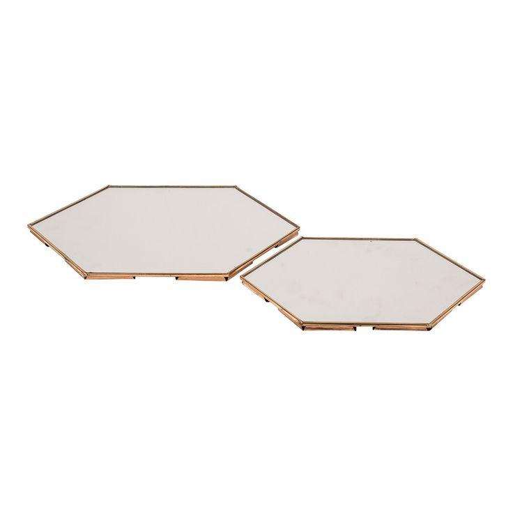 Broste Copenhagen - Odin Mirrors - Set of 2