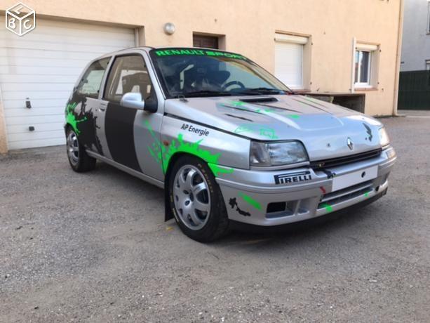 RENAULT CLIO Williams F2000