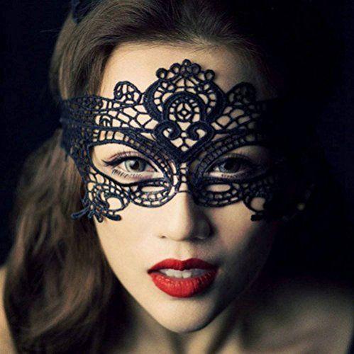 DAYAN Ball Fancy maschera Halloween Veneziana pizzo con lucidissimo nero maschera Regina stile Dayan http://www.amazon.it/dp/B0151FYSD8/ref=cm_sw_r_pi_dp_gKqkwb111M58B