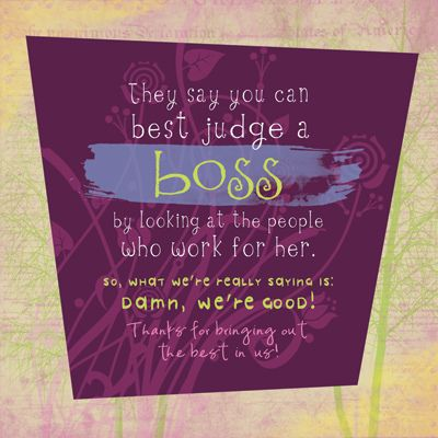 boss day cards | National Boss Day Cards