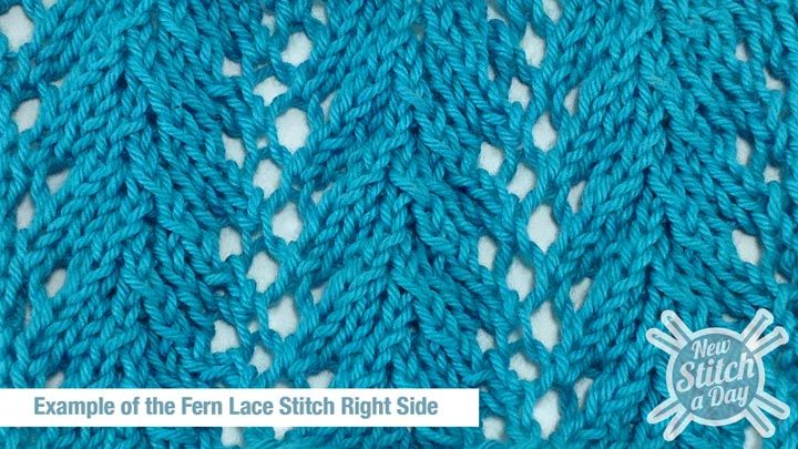 Knitting Garter Stitch Right Side : Best images about knitting stitches on pinterest