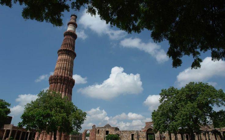 qutab minar,Delhi,India