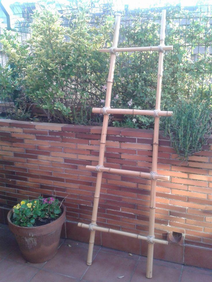 Más de 1000 ideas sobre Escaleras De Bambú en Pinterest ...