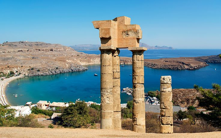 Two Days in Rhodes' Old Town and Lindos - Greece Is
