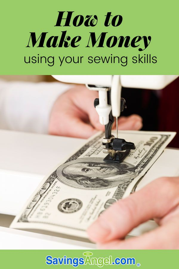 Great Way To Make Extra Money If You Ve Got Some Sewing Skills May
