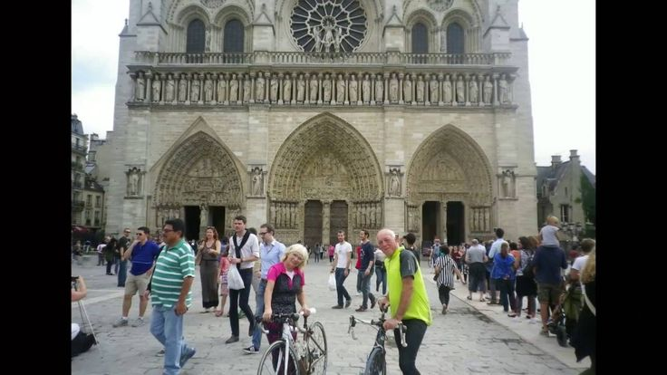Rowerem Żagań   Paryż 2016