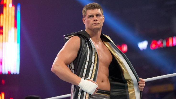 Cody Rhodes Confirmed For Another Match, Luke Harper Cast In Horror Movie