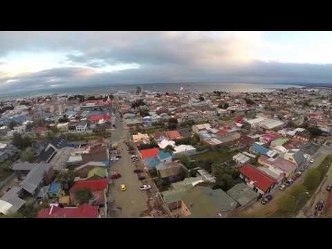 Grabaciones Aéreas - Punta Arenas - YouTube
