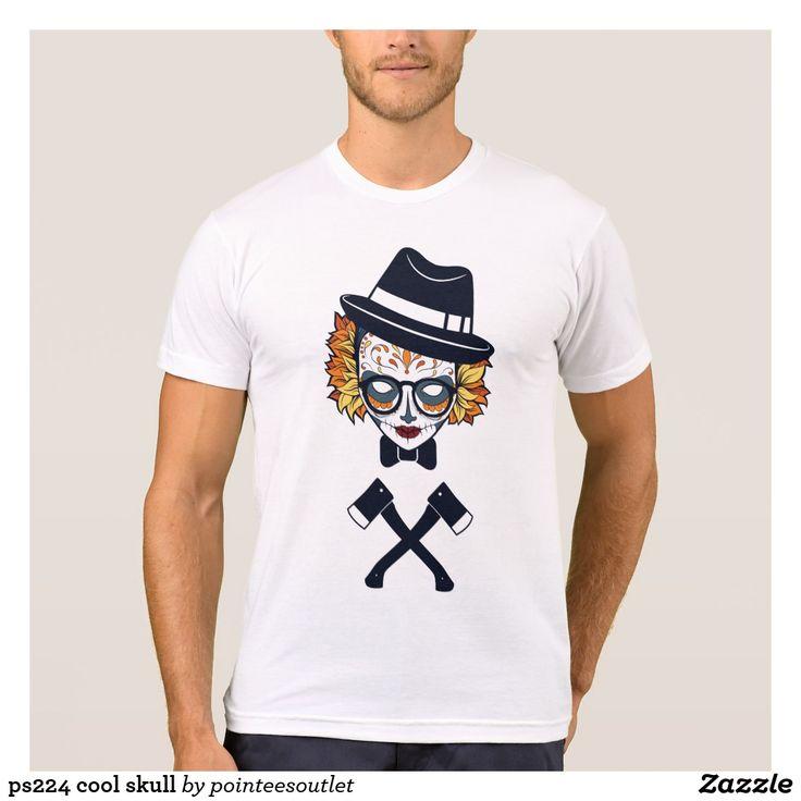 ps224 cool skull tees #tees #tshirt #t-shirt #shirt #cool #clothing