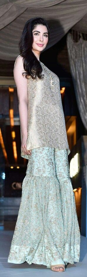 Gharara. Self print..gorge!!