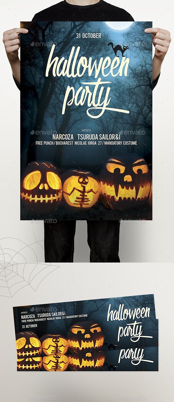 Best 25+ Halloween poster ideas on Pinterest | Nightmare movie ...