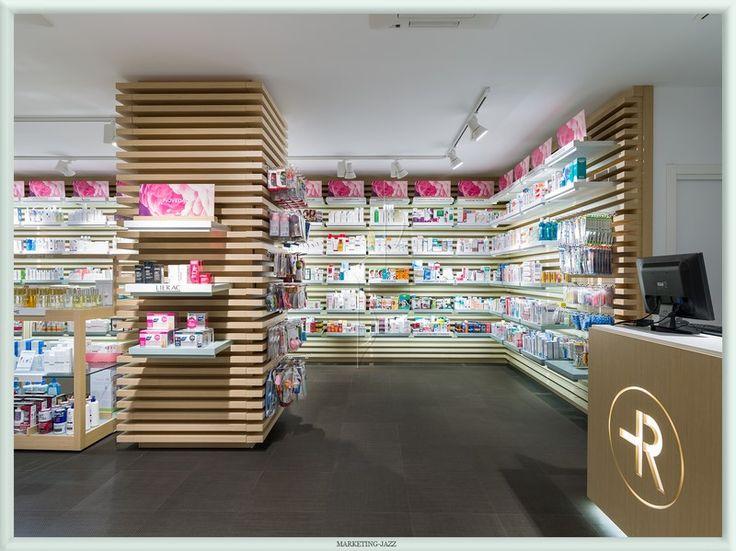 Diseño interior 6 Farmacia Rosario, Madrid