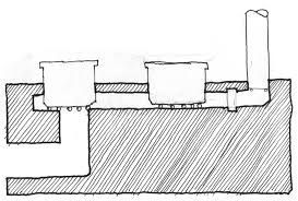 Resultado de imagen para diseño de cocina de barro a leña